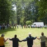 Туристите-ветерани празнувахме на Предела