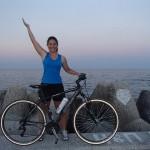 Самоковка навъртя 2500 км с велосипед, обиколи България