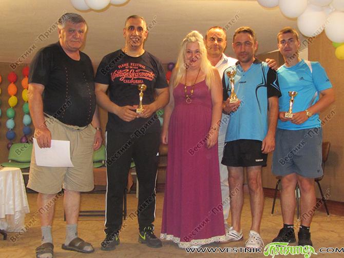Традиционният турнир по тенис на маса по случай Празника на Самоков, състоял се в Младежкия дом на 17 август, бе спечелен за 4-а поредна година от варненеца Емил Емилов. Представителят […]
