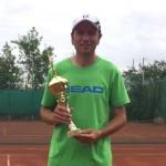 Ивайло Стоянов с първа титла за годината