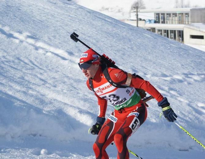 Поредно попадане в зоната на точките през сезона записа биатлонистът Красимир Анев. Самоковецът повтори 30-ата си позиция от спринта на 10 км в петък и в днешното преследване на 12.5 […]