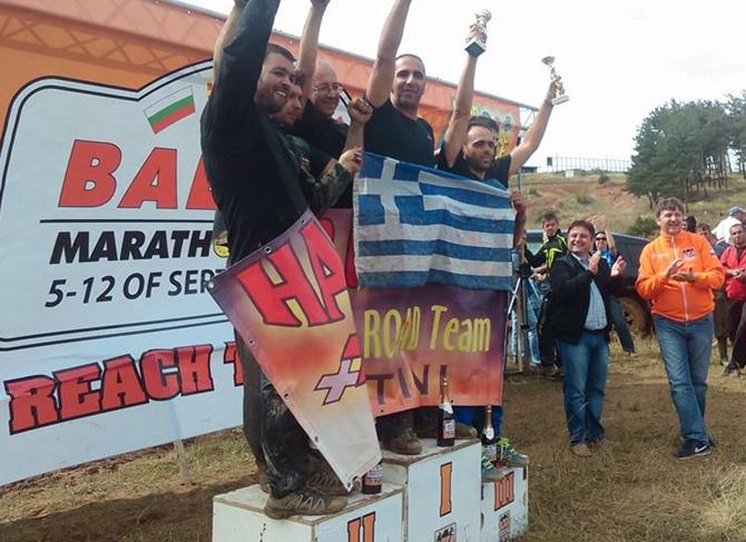 """Най-голямото офроуд състезание в България – """"Балкан маратон рали"""", стартира на 6 септември край града ни, продължи на 7-и при нас, а след това и на територията на съседна Македония. […]"""