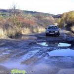 И пътят за Костенец отдавна е за ремонт