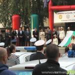 Полицаи от страната показаха в Самоков майсторско управление и точна стрелба