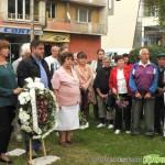 Почетоха Асен Терзийски по повод 70-годишнината от убийството му