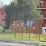 Забраниха лепенето на предизборни материали по стълбове и дървета