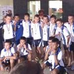 Малките футболисти на Димчо Маринов – шампиони в Равда