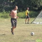 Дерби на зеления терен засвидетелства обичта към футбола в Драгушиново