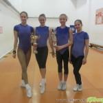 """Нови златни медали за момичетата от клуб """"Самоков"""""""