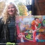 Художници от 3 страни ще покажат творби от пленер на 19-и в Самоков