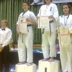 Седем медала за каратистите от републиканското в Габрово