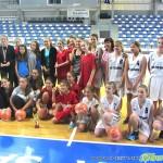 121 участника в турнирите по футбол и баскетбол