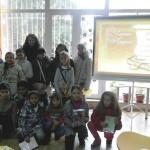 Третокласници гостуваха в библиотеката по случай Деня на народните будители