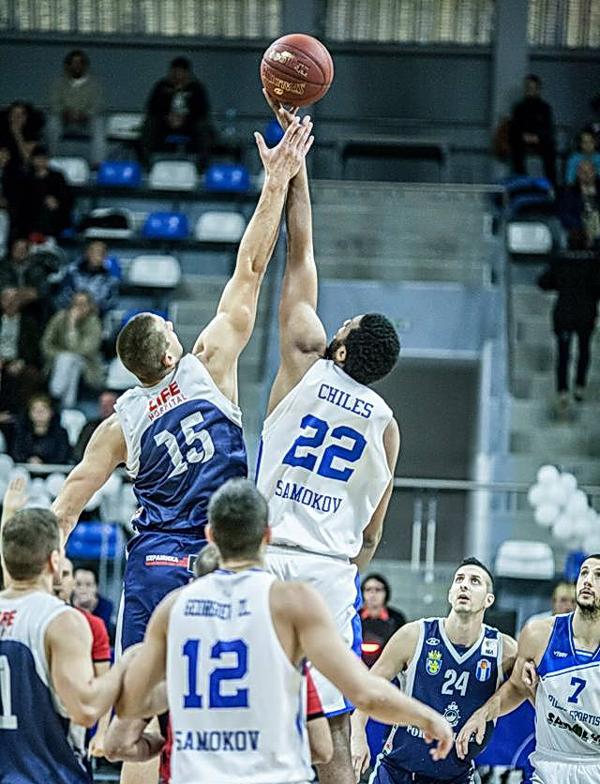 """""""Рилски спортист"""" срази на 15 ноември в """"Арена Самоков"""" с гръмкото 105:75 """"Черноморец"""" в мач от 6-ия кръг на Националната баскетболна лига. Нашите си направиха двубоя лесен още през първата […]"""