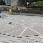 Скейтпаркът на площада се обогати с нови съоръжения