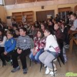 Ученици почетоха Вапцаров в библиотеката