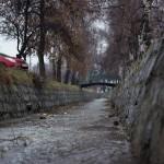 Каналът на Боклуджа се затлачва, има опасност от наводнение