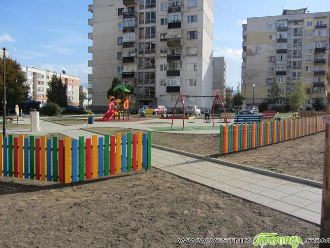 """Детски площадки и зелени площи ще се оформят тази година на няколко места в града ни – зад Пожарната, срещу ПГ """"Константин Фотинов"""", в кварталите """"Самоково"""" и """"Възраждане"""" и в […]"""