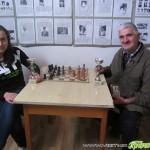 Ирена Рогачева и Любен Георгиев – № 1 в турнирите по тенис и шах