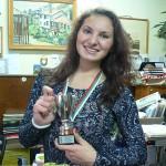 """Бронзовата медалистка от Евро 2014 по карате Катя Костова: """"Обичам високия адреналин, искам да заслужа най-благородния медал!"""""""