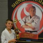 Самоковче завоюва първо място на шампионат по карате в Канада