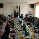 Наградиха Вл. Георгиев като най-добър кмет на голяма община в областта