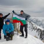 Планинари от България, Македония и Сърбия изкачиха Мусала