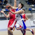 Дубълът загуби, но изнесе силен мач, Дарин Иванов отбеляза 37 точки