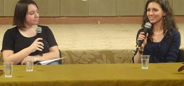 """Най-младата учителка в Самоков – 22-годишната Йорданка Георгиева, бе първият гост през новата 2015 г. на клуб """"Събеседник по желание"""" с ръководител Латинка Щъркелова към Младежкия дом. Срещата, на която […]"""