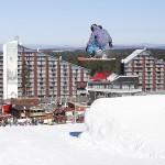 Звезди на сноуборда се състезават в Боровец