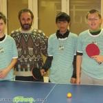Силни емоции на турнира по тенис на маса