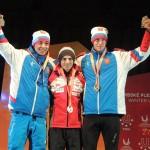 Брилянтен Владимир Зографски прегърна титлата на зимната универсиада в Словакия
