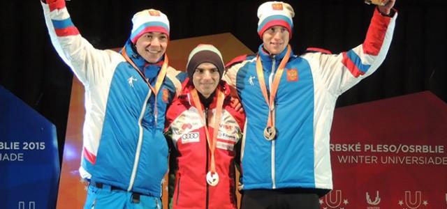 Самоковският ас Владимир Зографски /НСА/ спечели златен медал в ски скоковете от зимната универсиада в курорта Осърбле. На 100-метровата шанца в Словакия 21-годишният национал поведе още след първия скок, в […]
