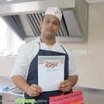 Антон Руменов – готвач № 1 в Гимназията по туризъм