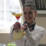 Севдалина Костова и Полина Пейчинова – най-добри сервитьор и барман в Гимназията по туризъм