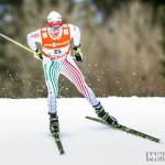 Веско Цинзов 36-и на 20 км скиатлон