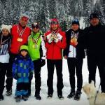 Веско Цинзов неудържим в Боровец, грабна 3 титли от държавното по ски бягане