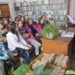 Ученици се запознаха с Дравската епопея във Военния клуб