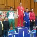 Евгени Генчев триумфира на международен турнир в София