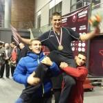 Бронзов медал за Евгени Генчев от европейското в Полша!