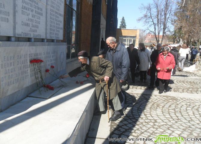 С тържествен концерт на открито – пред Военния клуб /ДНА/, на 21 март бе честван 70-годишният юбилей на Дравската епопея през Втората световна война. За жестокия сблъсък и победната битка […]