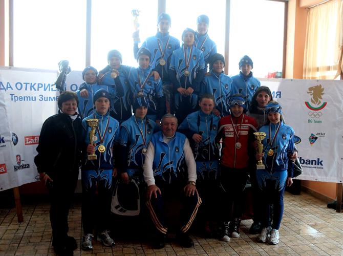 Състезатели от самоковските клубове спечелиха най-много медали на детския олимпийски фестивал в м. Картала край Благоевград, състоял се на 7 и 8 март за трети пореден път. В ските за […]
