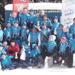 """19 медала за състезателите на """"Рилски скиор"""" от държавното първенство"""