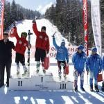 """Младите скиори с три златни медала от купа """"Петър Попангелов-старши"""""""