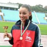 Каролина Аджова – втора на мемориал в София