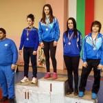 Самоковки обраха медалите на държавното по свободна борба в Сливен