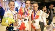 """Три златни и един сребърен медал спечелиха състезателите от клуб """"Самоков"""" на 16-ия Международен турнир """"Словакия Оупън"""", провел се навръх Великден, между 10 и 12 април, в Нове Замки. За […]"""