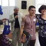 Калин Димитров 2-и на олимпиадата по география и икономика!