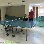 Млади самоковци и швейцарци се сближиха чрез тенис на маса