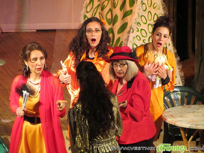 """Театрална формация """"Мелпомена"""" представи г-н Дьо ла Молиер В твърде бедния културен сезон за самоковската публика се случи цветен празник. Очаквайки търпеливо поредния годишен спектакъл на театрална формация """"Мелпомена"""", получихме […]"""
